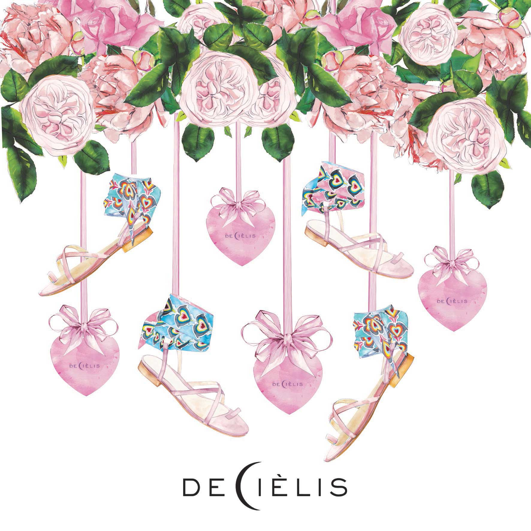 Your Decièlis Lust List this Valentine's Day